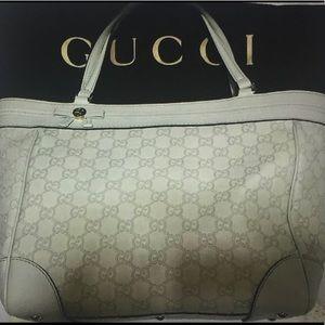 🆕 Gucci GG Guccissima Mayfair Tote Bag 👜